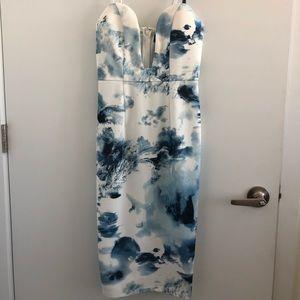 Midi Fabrik dress